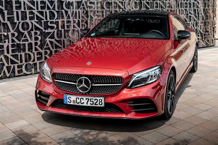 Mercedes Benz C CLASS C200 AMG Line 2dr 9G-Tronic