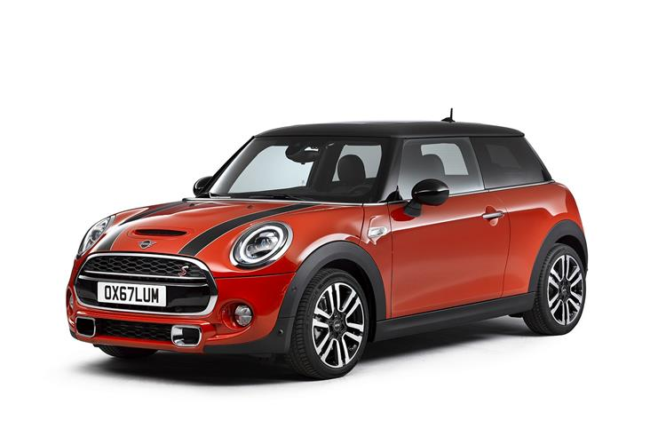 Mini HATCHBACK 1.5 Cooper Exclusive II 3dr [Comfort Pack]