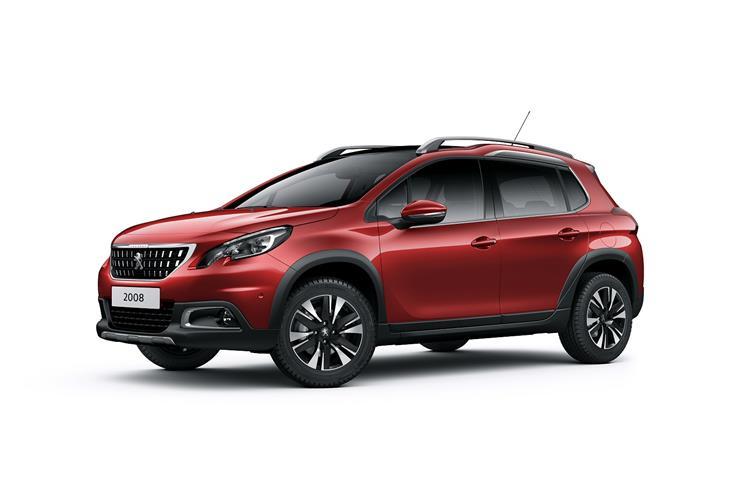 Peugeot 2008 1.2 PureTech Allure 5dr [Start Stop]