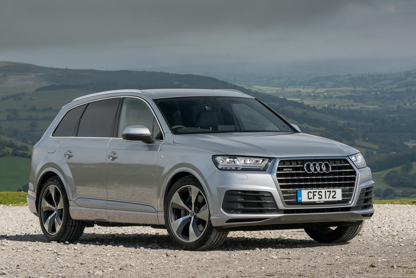 IT HAS TO BE Q Audi Q Range Family Ref - Audi q7 contract hire