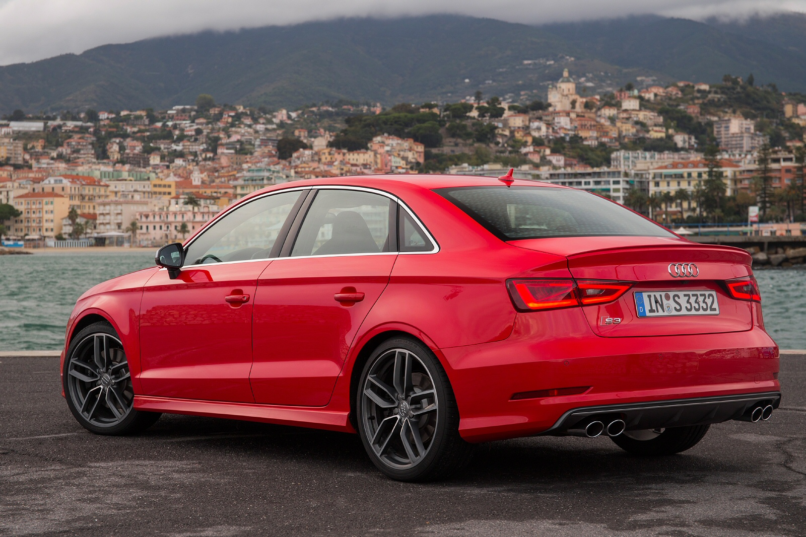 Boot It Audi S3 Saloon Independent New Review Ref