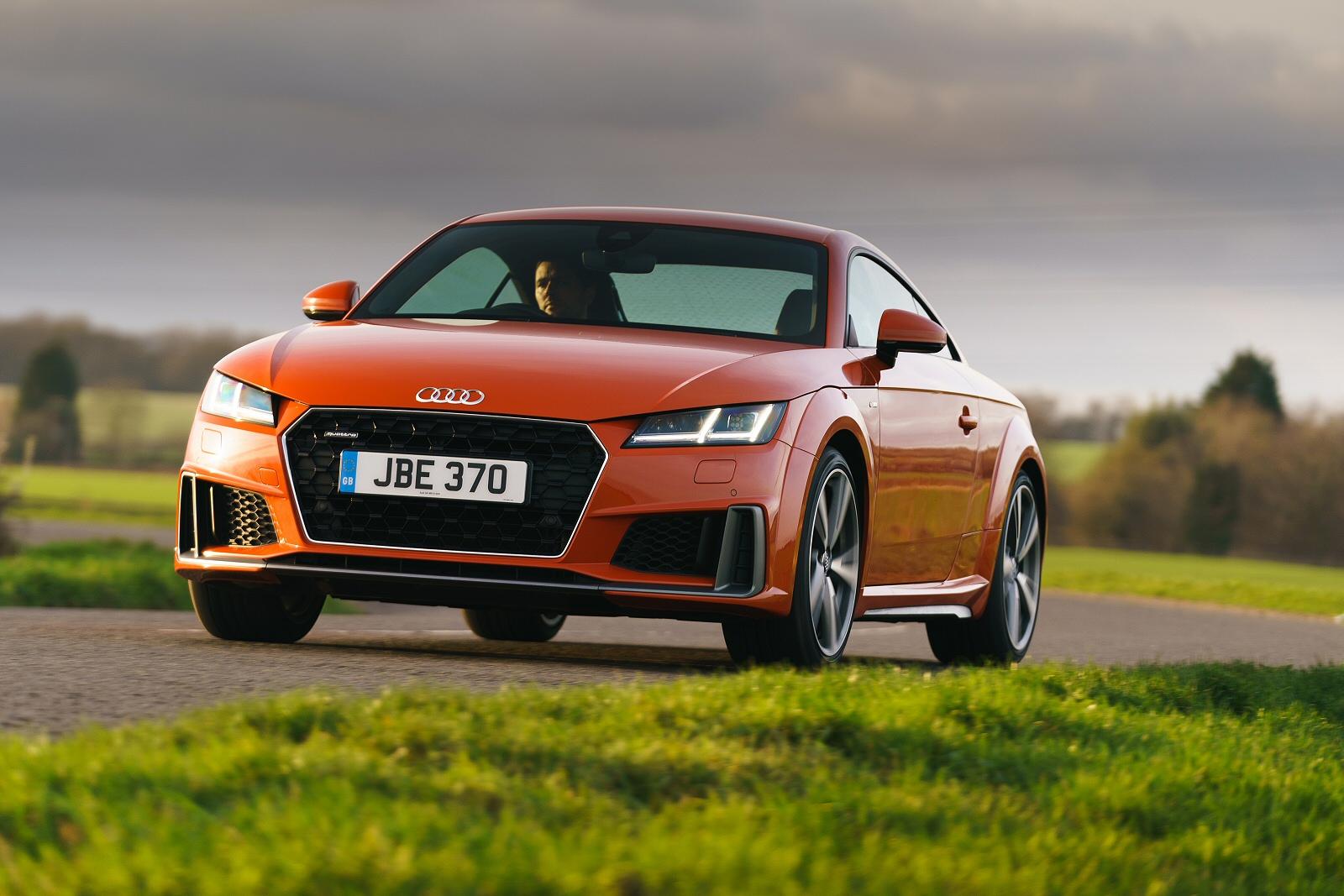 New Audi TT Listers - New audi tt