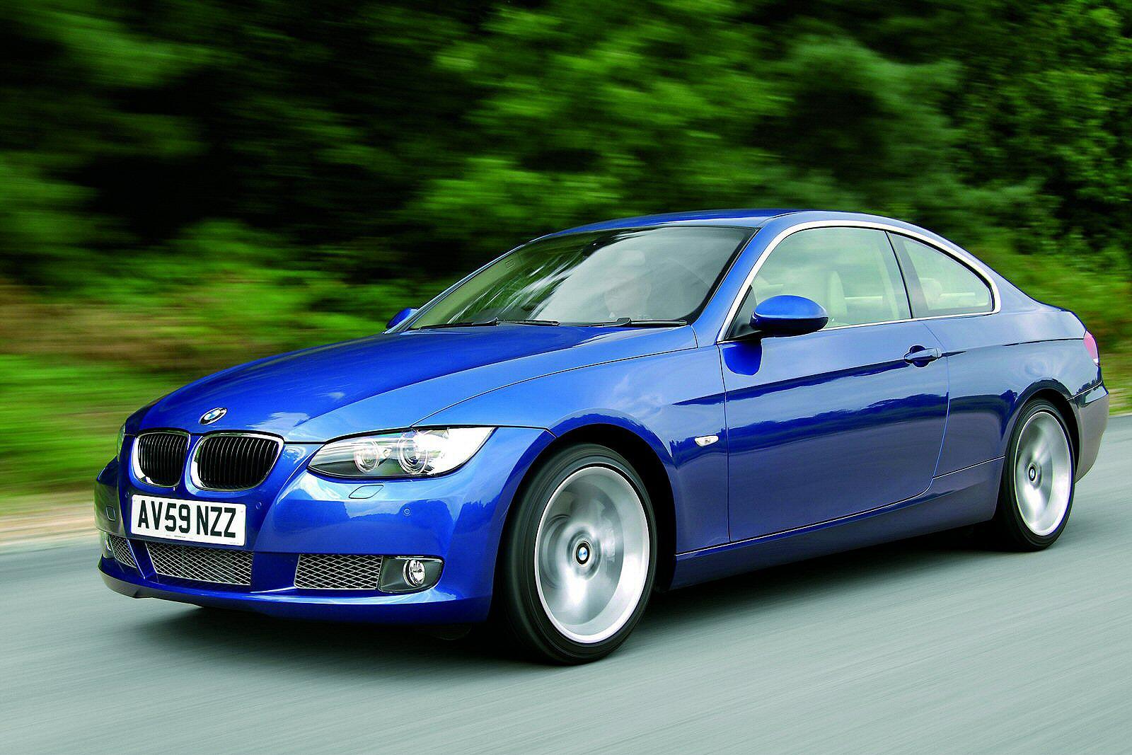 seasoned performer' - bmw 3 series coupe (2006 - 2010) range