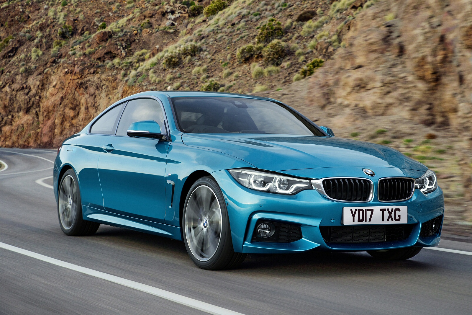 Bmw S Got Your Number Bmw 4 Series Coupe Range