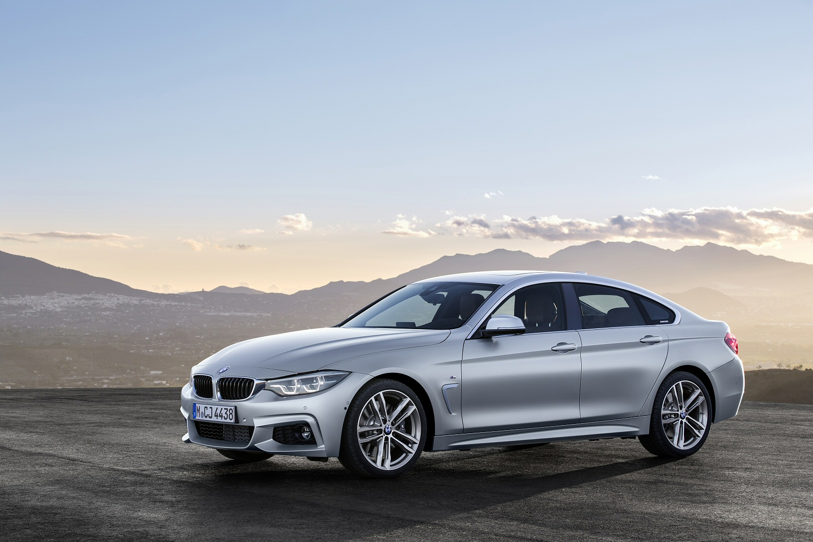 GRAN DEFT AUTO BMW Series Gran Coupe Independent New Review - Bmw 4 by 4