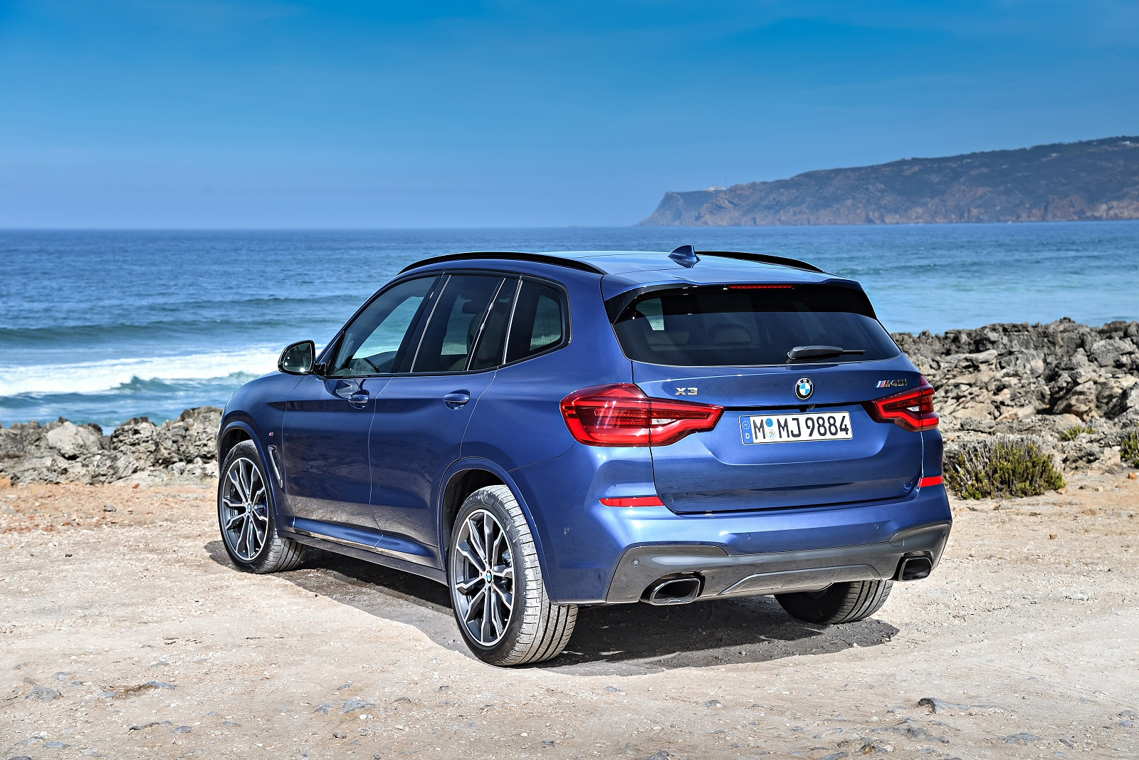 THREE MARKET ECONOMY' - BMW X3 Range Independent New Review