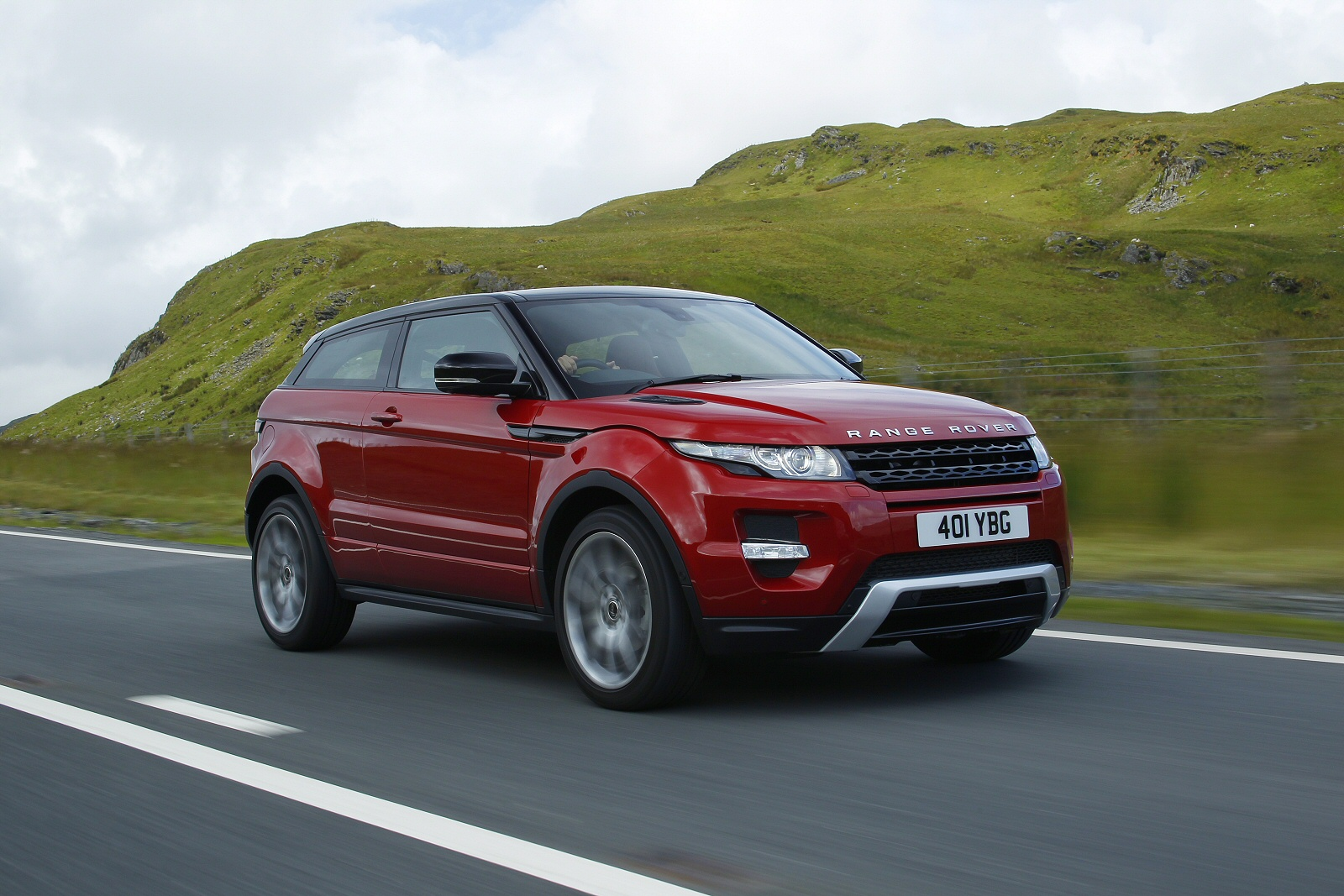 Rand Rover Evoque >> 'A DIFFERENT KIND OF SPORT' - Range Rover Evoque Coupe Range Independent New Review (Ref:11591)