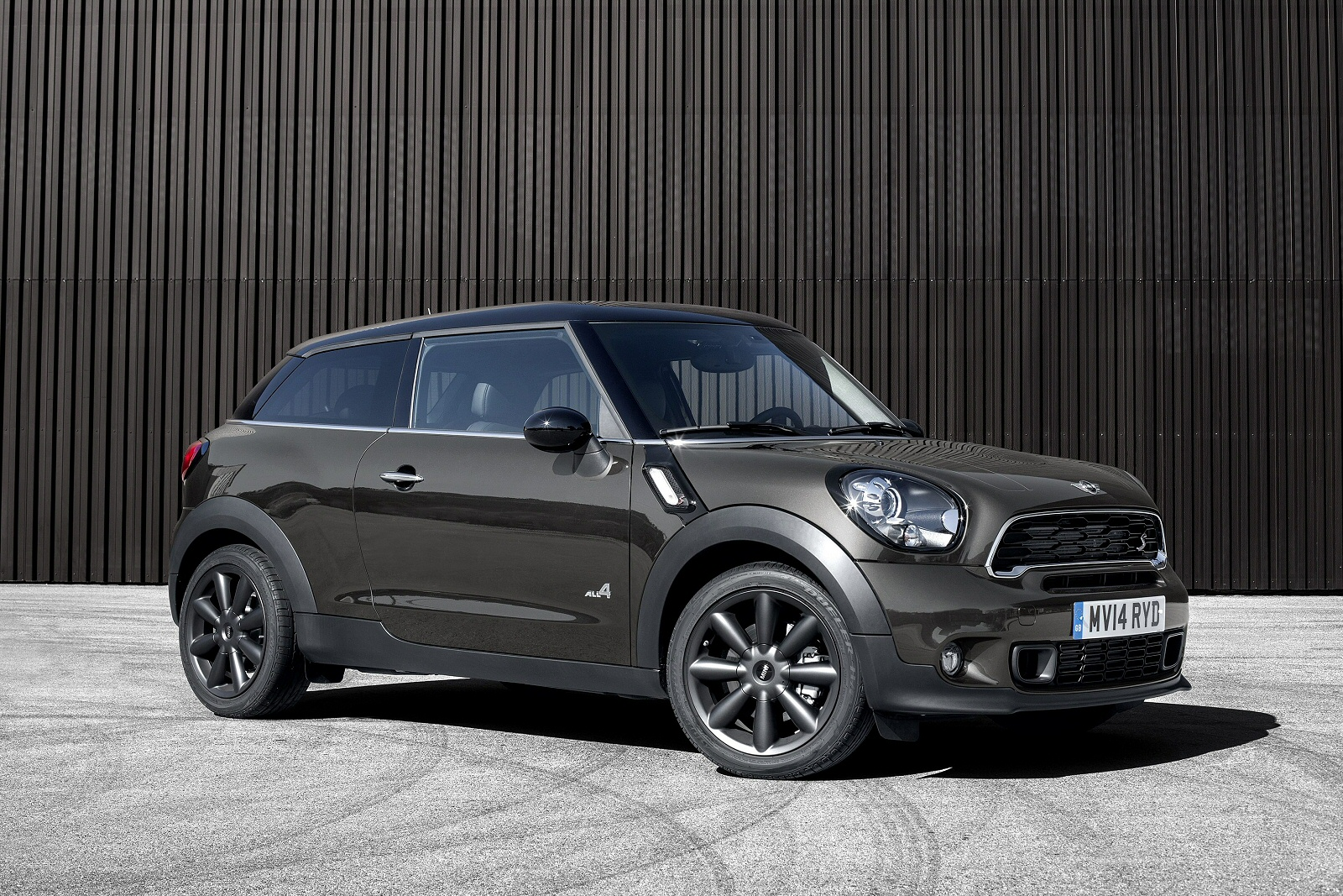Mini mini paceman uk : PACE NOTES' - MINI Paceman Range Independent New Review (Ref:1160 ...