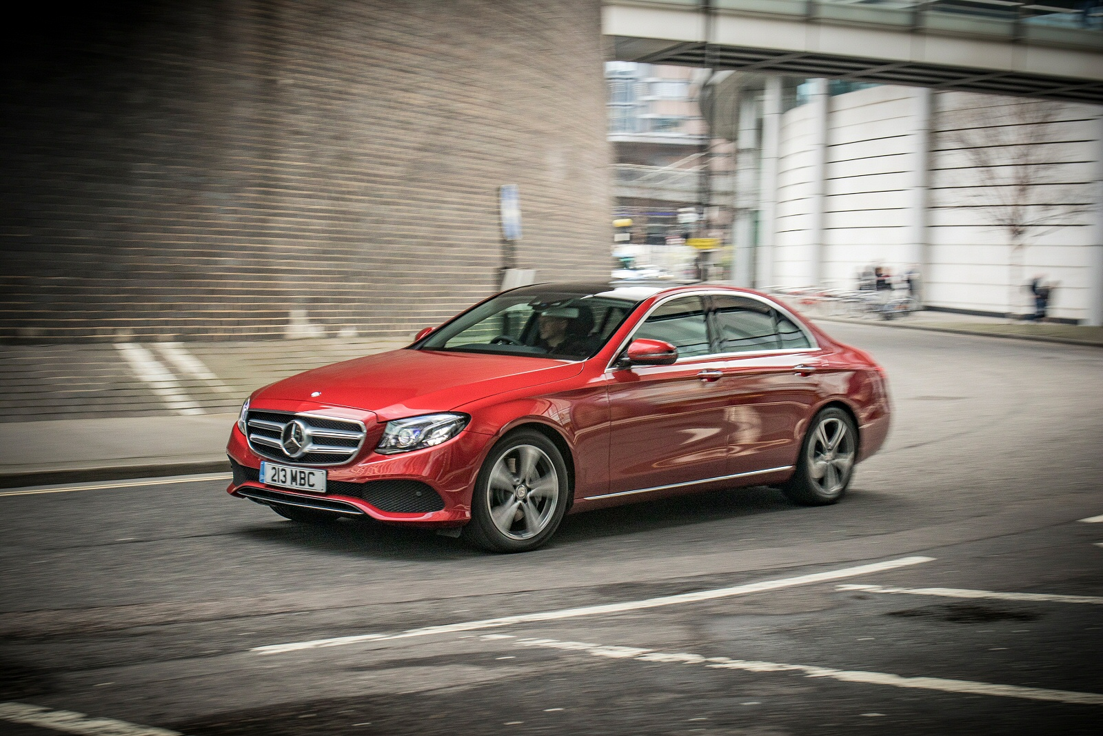Mercedes-Benz E-Class: Please bear the following in mind