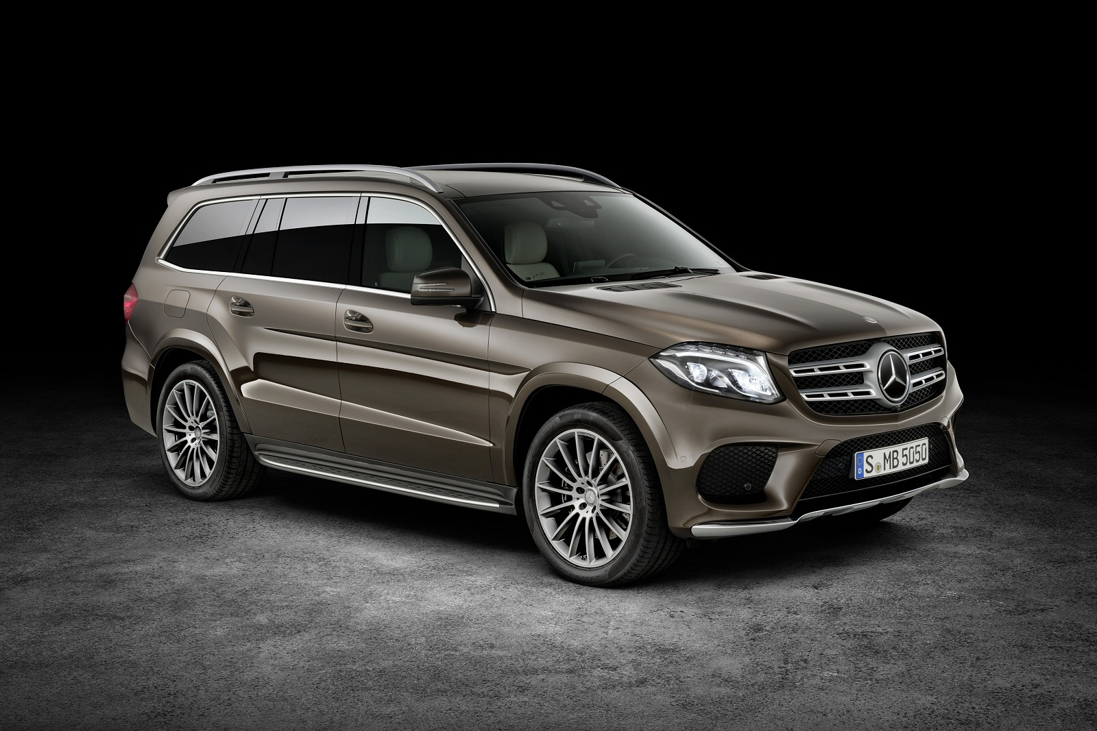 Mercedes Benz GLS Request brochures of our ranges by simply providing us with your preferred contact method