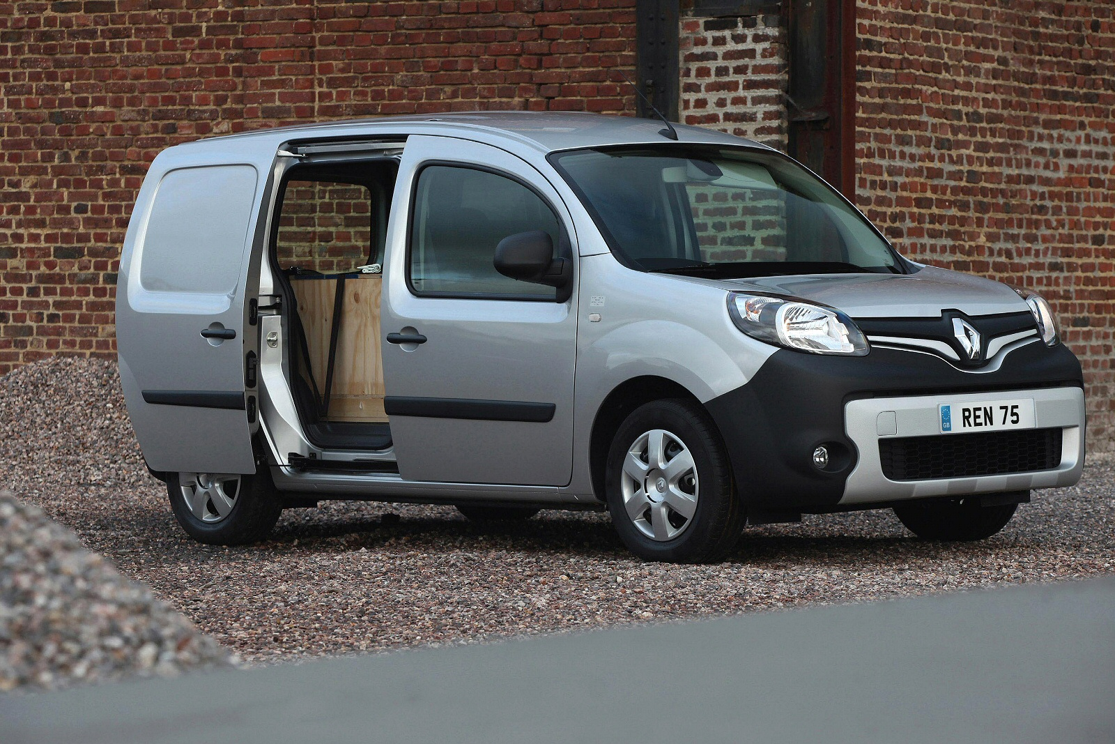 Renault Kangoo Van Video Review