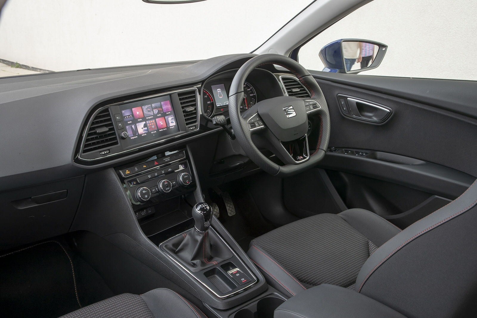 SENSIBLY RACY\' - SEAT Leon FR Technology Independent New Review (Ref ...