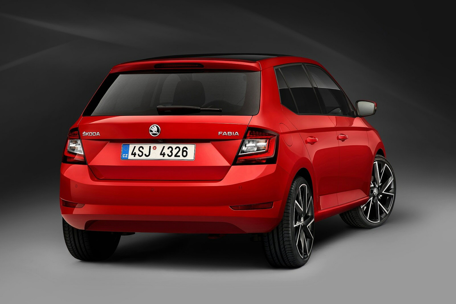 great skoda fabia hatchback leasing contract hire deals. Black Bedroom Furniture Sets. Home Design Ideas