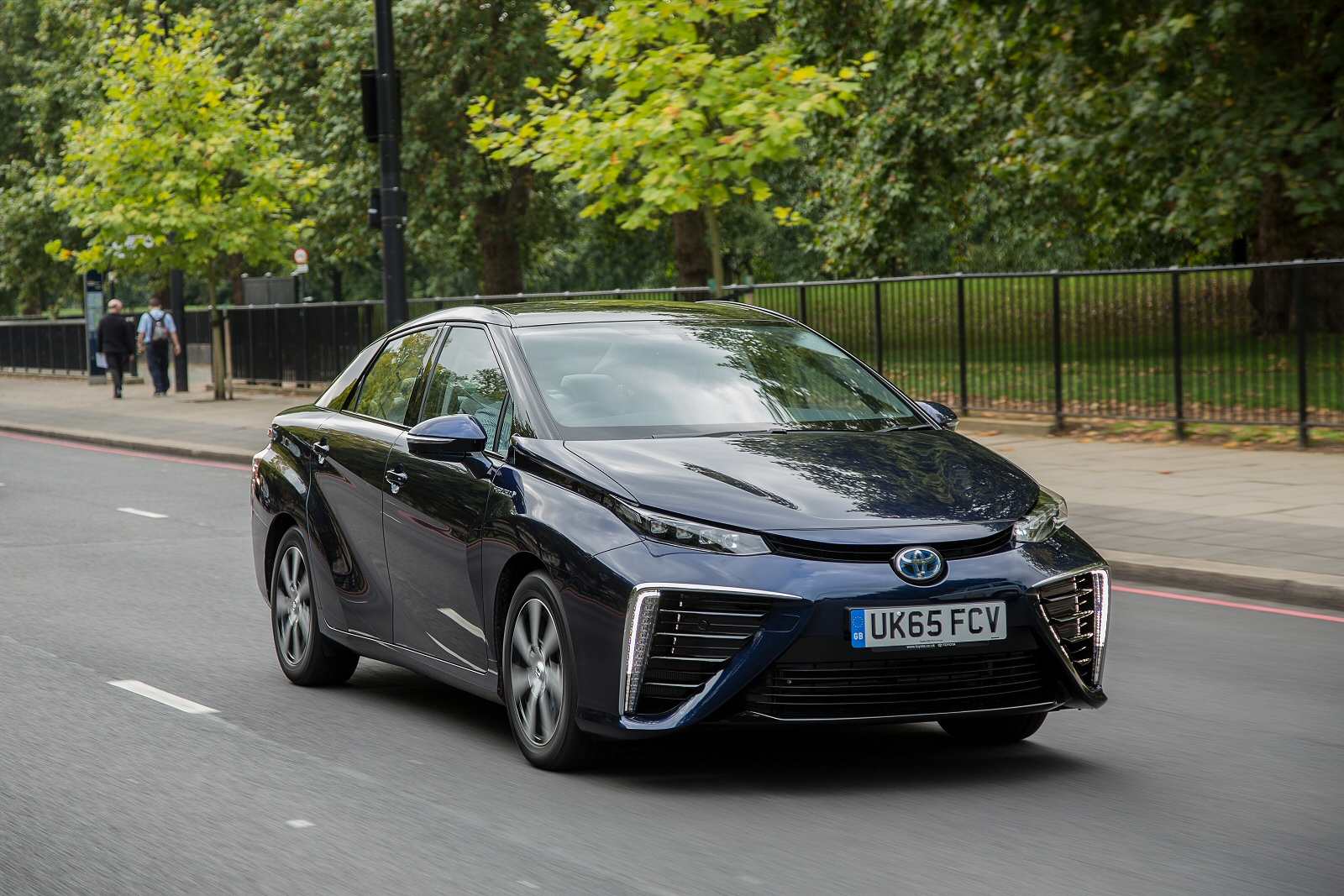 Hydrogen Cars Lost Much Of Their Support, But Why?
