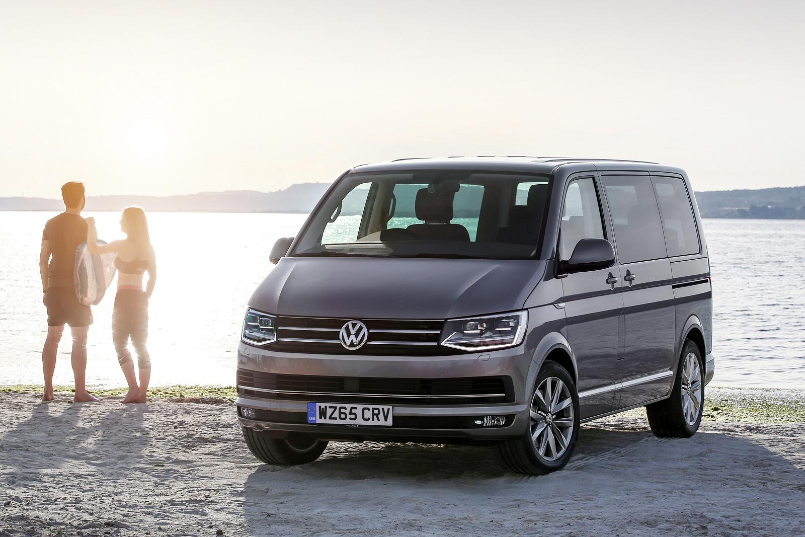 minibus plus volkswagen caravelle range independent new review ref 760 6902. Black Bedroom Furniture Sets. Home Design Ideas