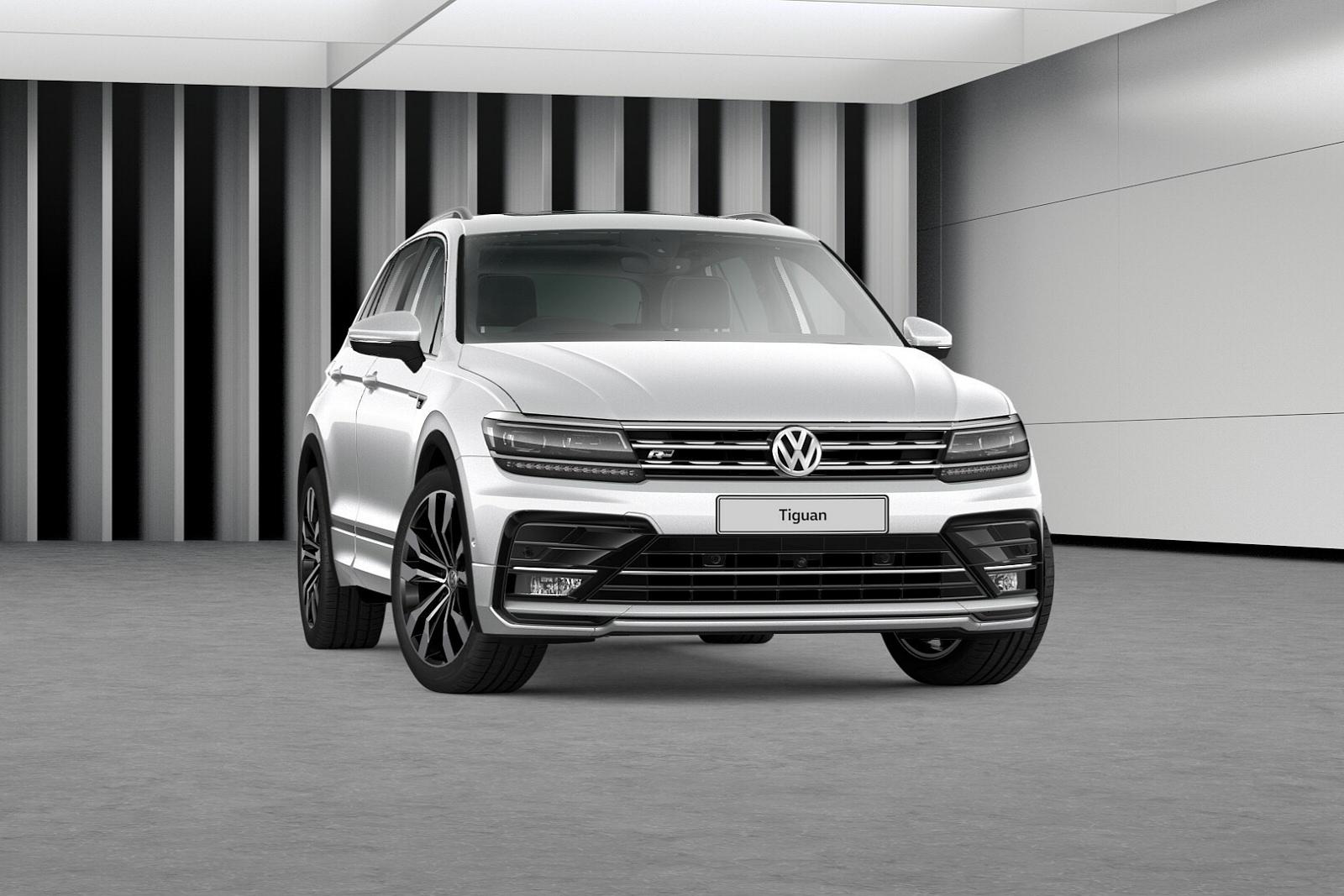 Cheap Personal Contract Hire Lease Volkswagen Tiguan Estate 1 5 TSi EVO 130  Match 5Dr