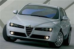 New Alfa Romeo 159 (2006 - 2009) review