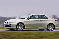 New Alfa Romeo GT Coupe (2004-2011) review