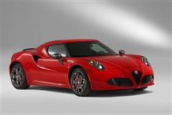 New Alfa Romeo 4C review