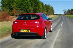 New Alfa Romeo Giulietta (2010 - 2014) review