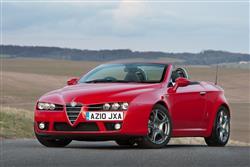 New Alfa Romeo Spider (2007-2012) review