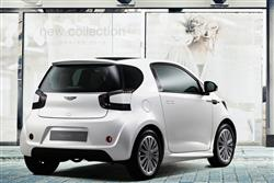New Aston Martin Cygnet (2011 - 2013) review