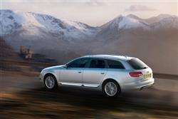 New Audi A6 allroad (2006 - 2012) review