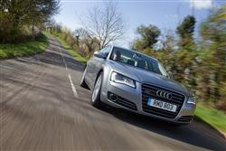 New Audi A8 (2010 - 2013) review