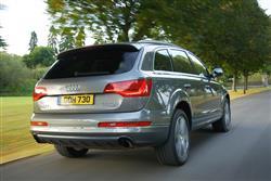 New Audi Q7 (2006 - 2010) review
