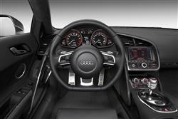 New Audi R8 V10 (2009 - 2012) review