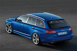New Audi RS6 V10 (2008 - 2010) review