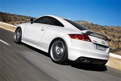 New Audi TT RS (2009 - 2014) review