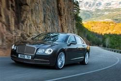 New Bentley Flying Spur review