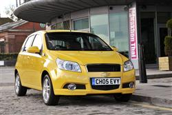 New Chevrolet Aveo (2008 - 2012) review