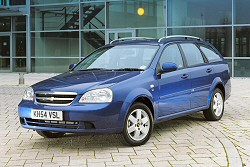New Chevrolet Lacetti Station Wagon (2005 - 2011) review