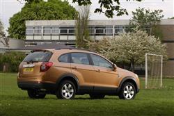 New Chevrolet Captiva (2007-2011) review
