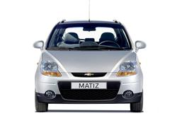 New Chevrolet Matiz (2005 - 2010) review