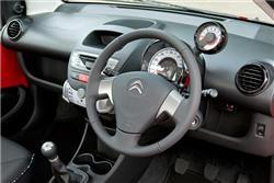 New Citroen C1 (2012 - 2014) review