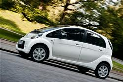 New Citroen C-ZERO review