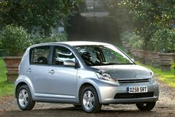 New Daihatsu Sirion range (2005 - 2010) review