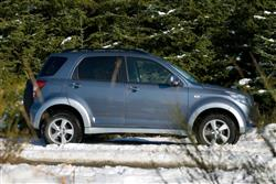 New Daihatsu Terios (2006 - 2013) review
