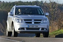 New Dodge Journey (2008-2013) review