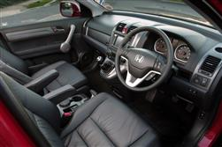 New Honda CR-V (2006 - 2009) review