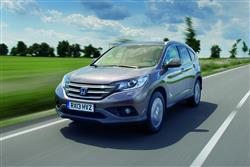 New Honda CR-V (2013-2015) review