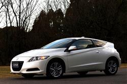 New Honda CR-Z (2010 - 2012) review
