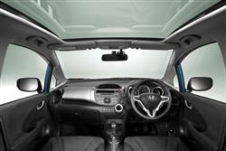 New Honda Jazz (2008 - 2010) review