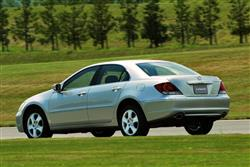 New Honda Legend (2006 - 2010) review