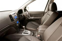 New Hyundai Santa Fe (2010 - 2012) review