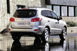New Hyundai Santa Fe (2006 - 2010) review