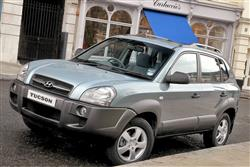 New Hyundai Tucson (2004 - 2009) review